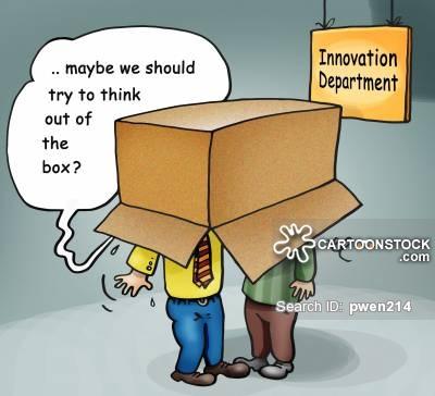 Innovation department.